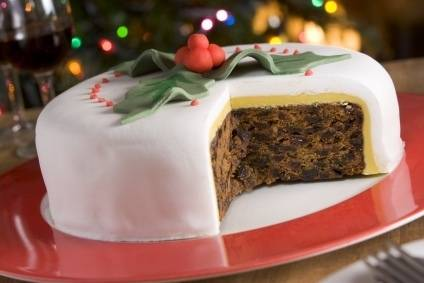 Christmas Fruit Cake Recipe Funny   Wncx
